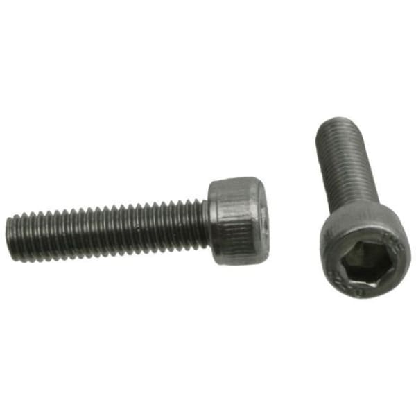 Wheels Stainless Steel Bolt - socket hex cap / 20mm / M5 - Fasteners