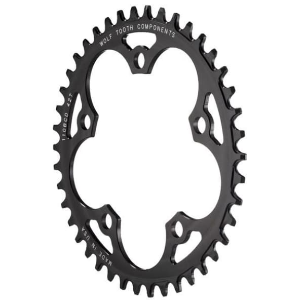 Wolf Tooth 110/130BCD Cyclocross Chainring