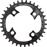 Wolf Tooth 88 BCD Chainring 4-Bolt Drop-Stop - Chainrings & Guards