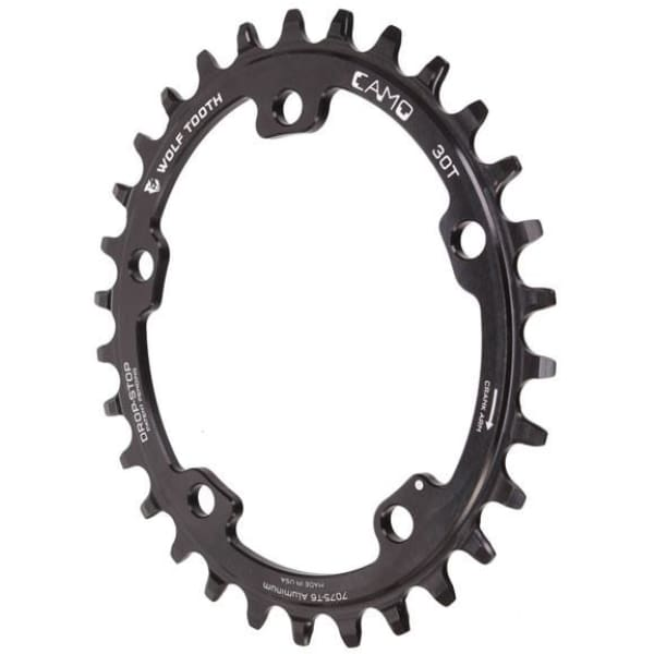 WOLF TOOTH Camo Al PowerTrac 32 t chainring