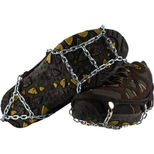Yaktrax Chains Ice Traction - Silver | Small - Ice Gripper