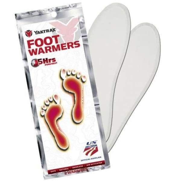 Yaktrax Foot Warmer Insoles: One Pair