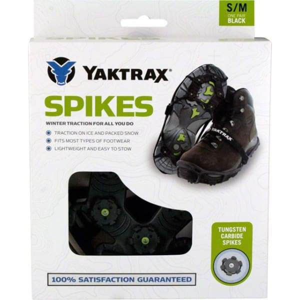 Yaktrax Spikes Ice Traction - Ice Gripper