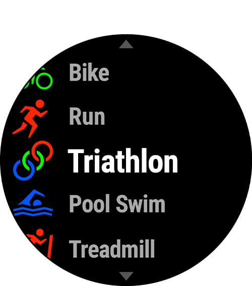 Run, Sprint, Swim, Bike, Tri