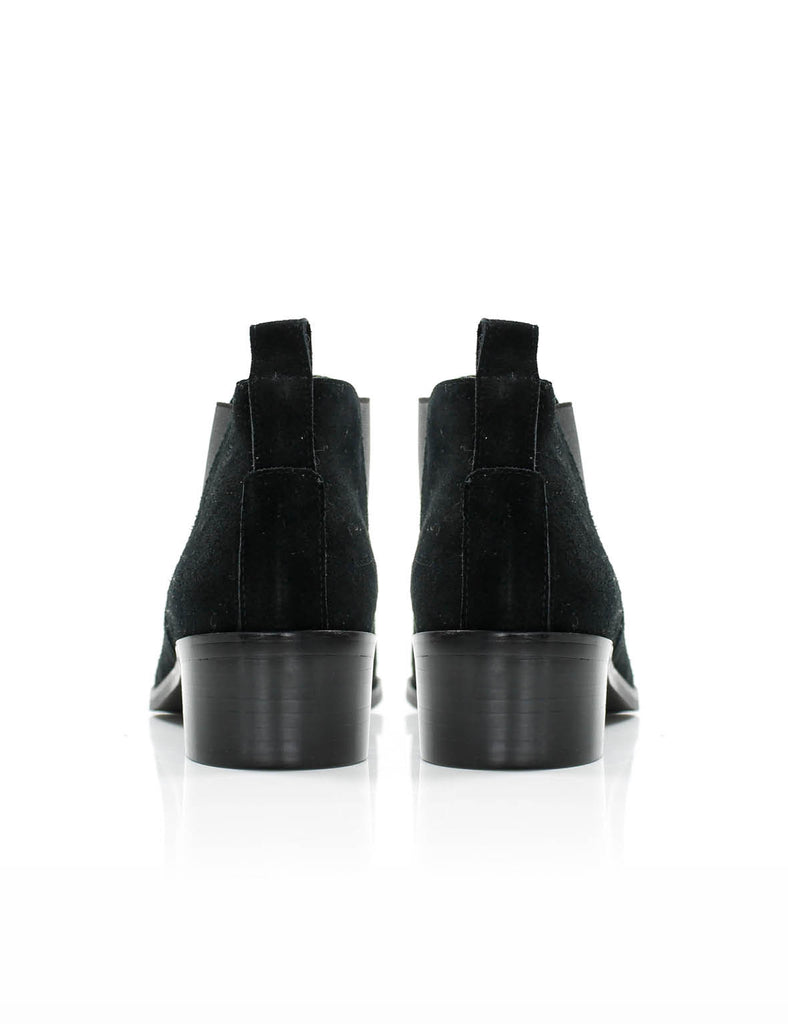 Baby Ankle Boot Black