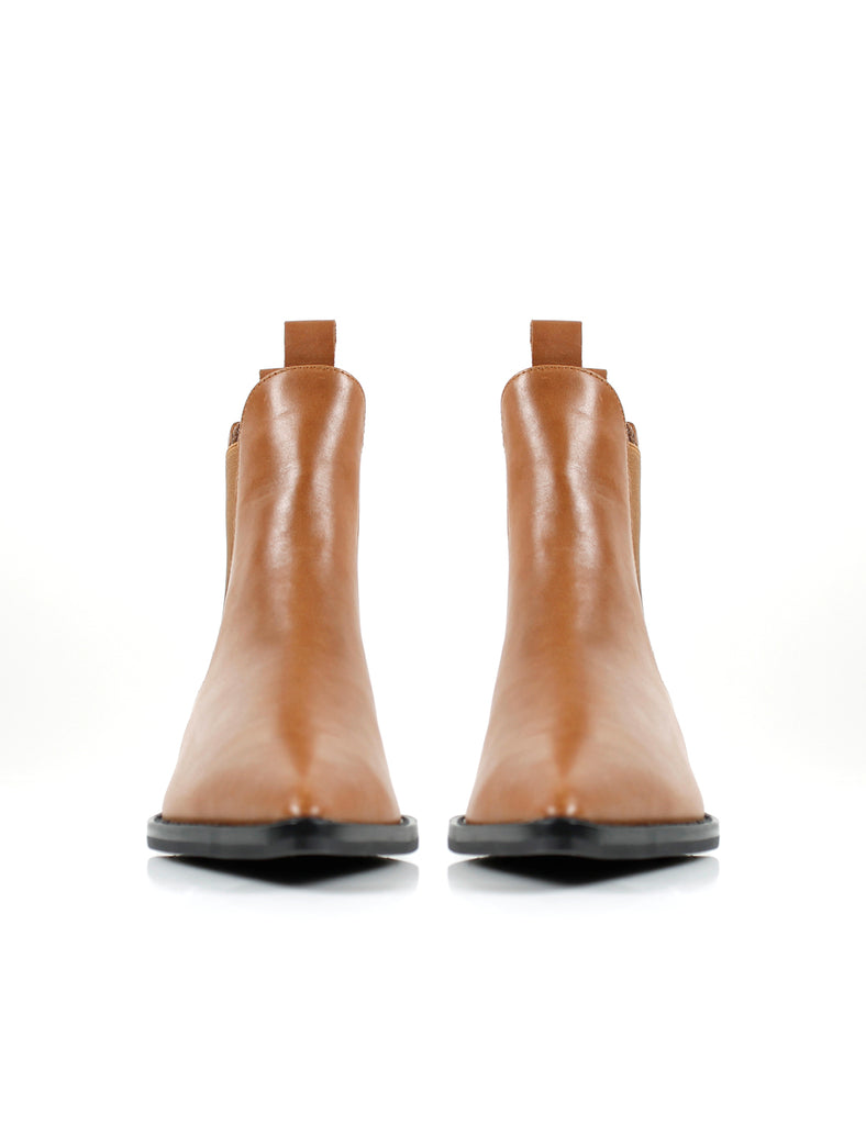 Chelsea Boot Rich Tan