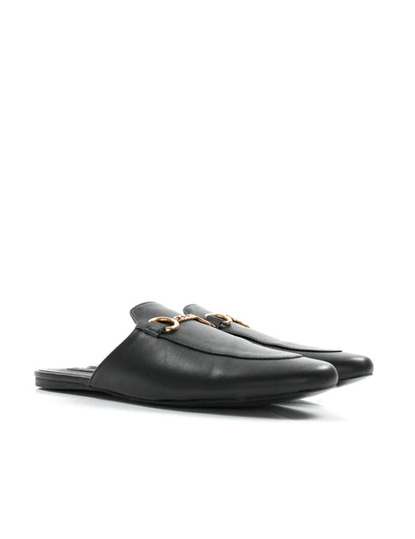 Chain Loafer Black