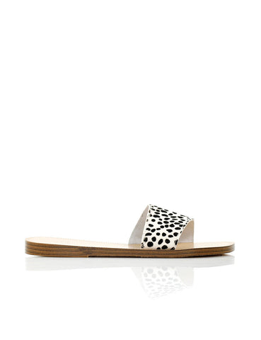 f0b5a9c6258 Curve Slide Animal Black White Spot.  100.00.  219.90. Luella Sandal Tan