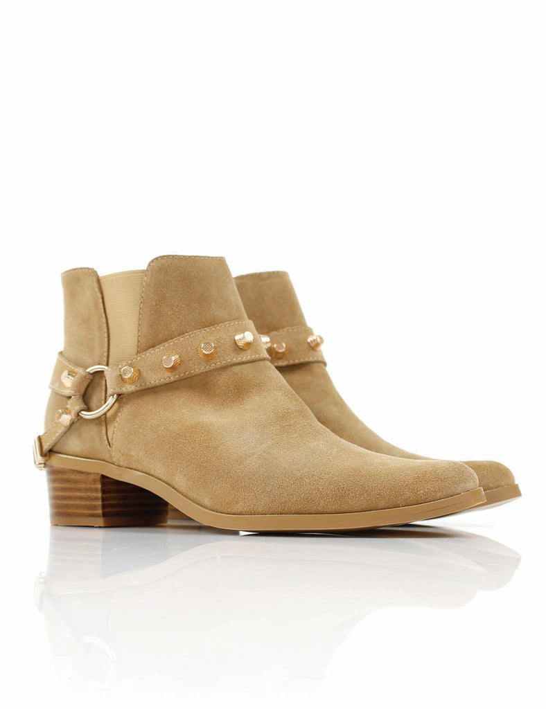 Jagger Ankle Boot Camel