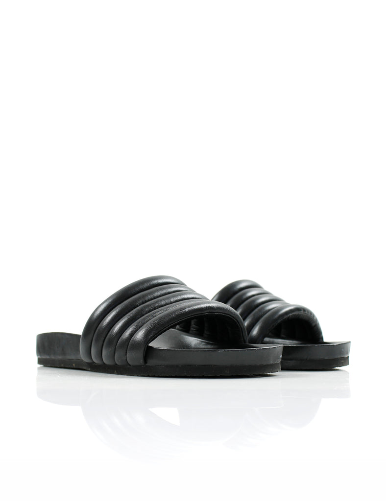 Pool Slide Black