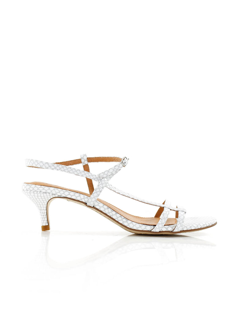 Eve Heel White