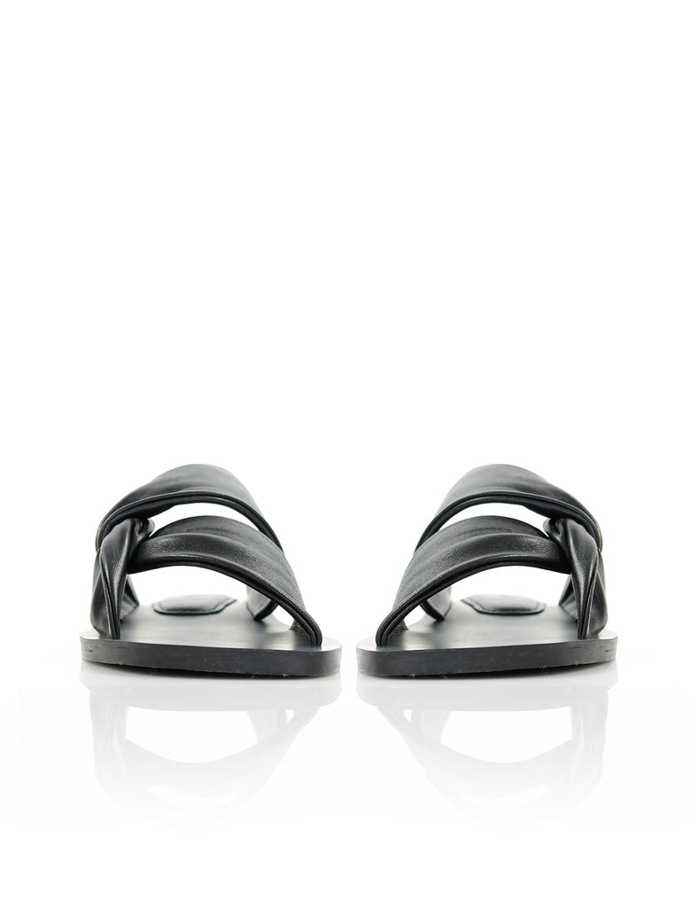 TWIST SANDAL BLACK