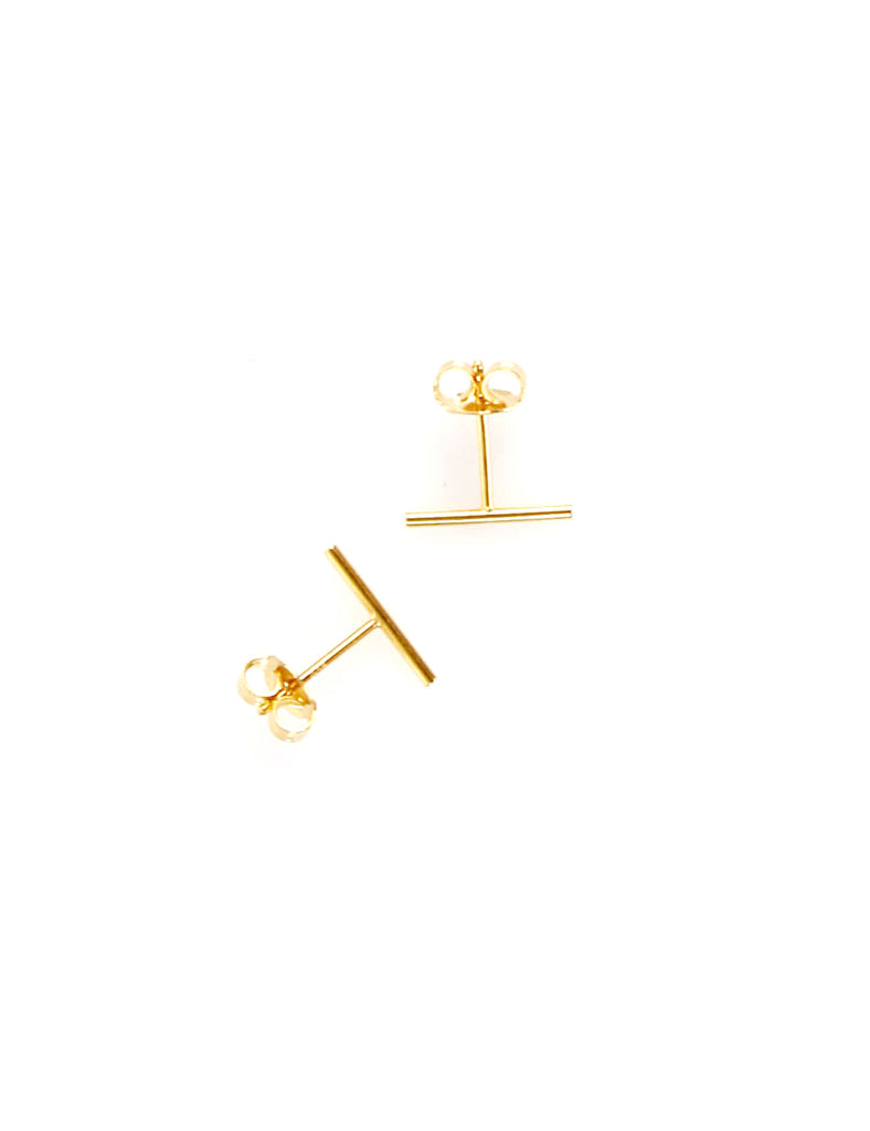 Bar Earring Gold