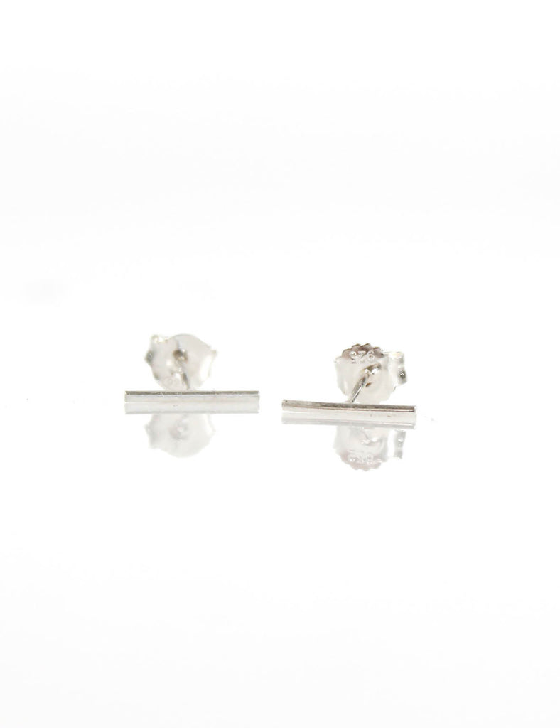 Bar Earring Silver