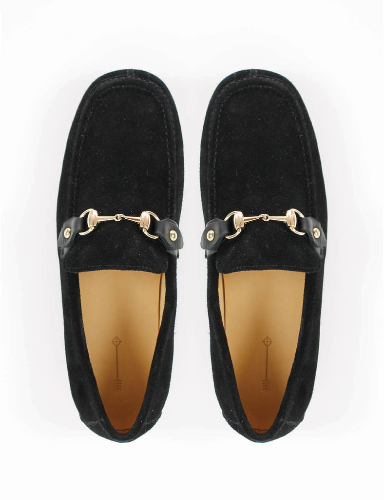 Lane Loafer Black