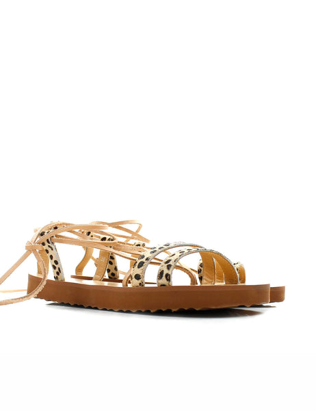 Lucky Charm Sandal Animal