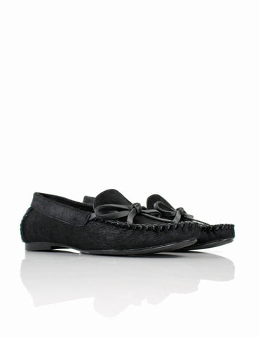 Moccasin Black