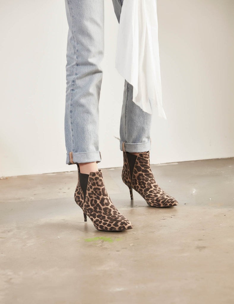 Rock Ankle Boot Animal