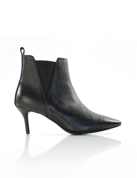 Rock Ankle Boot Black