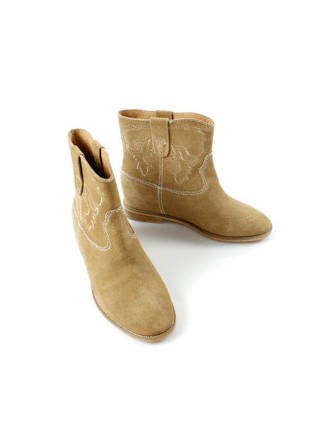 Slouch Boot Camel