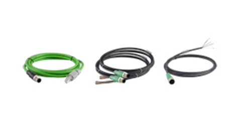 CK-RRU-ARU-ETH,Connecting Kit for old RRU4/ARU4 reader, Ethernet Interface cable, 2x GPIO cable, DC power supply cable