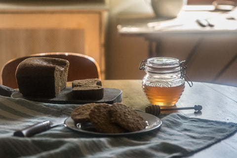 Cooking with honey, French honey loaf, Honey Anzacs