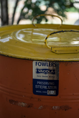 Fowlers preserving kit