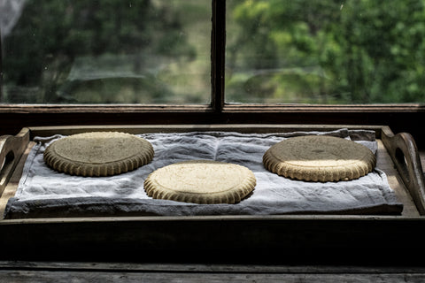 Shortbread for homemade Christmas gifts, Odgers and McClelland Exchange Stores