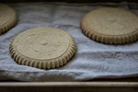 Shortbread for handmade Christmas gifts, Odgers and McClelland Exchange Stores