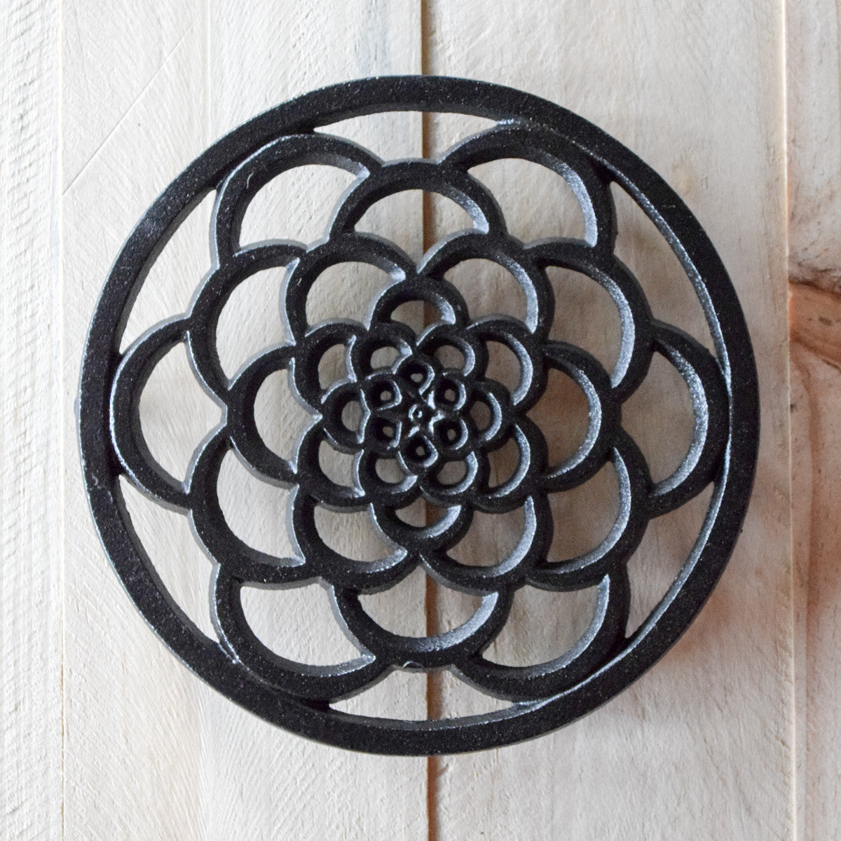 Cast Iron Trivet Odgers And Mcclelland Exchange Stores