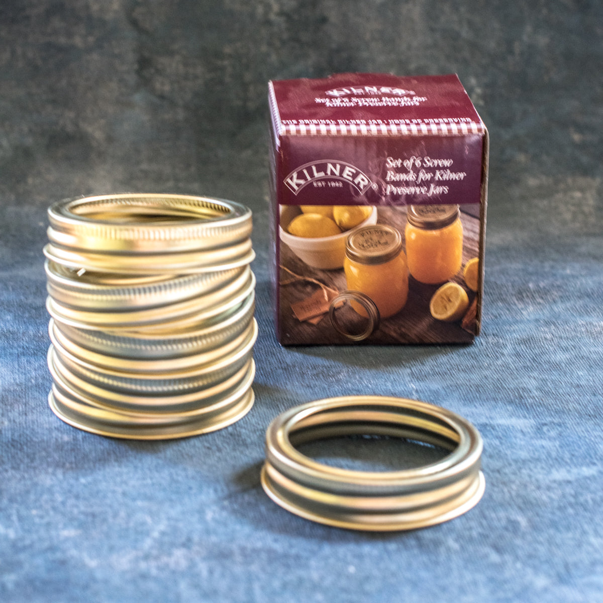 hospitality preserve smart supplies screw bands by kilner