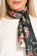 Kish floral Scarf from Johnny Was