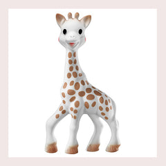 Sophie the Giraffe Baby Teething Toy from France