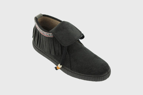 Tasseled Suede Boots from Calzados Victoria