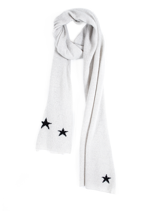 Cashmere and wool scarf from Marcel and Harper