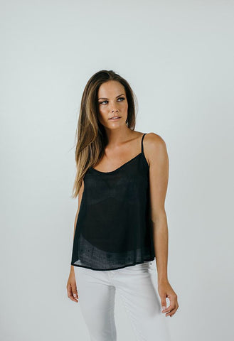 Humidity Cotton Slip Cami