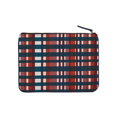 clutch bag from Inouitoosh in 100% cotton twill in 3 paterns