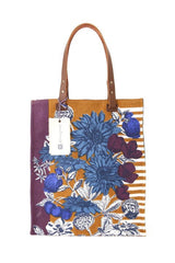 Street Tote Bag in Cotton from Intoutoosh