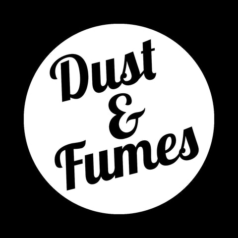 Classic Dust & Fumes Vinyl Decal