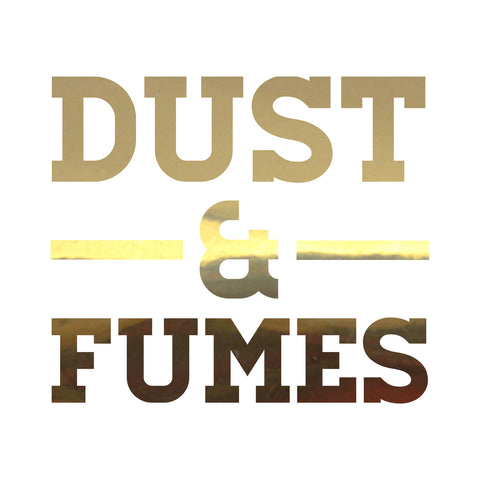 Crew Dust & Fumes Vinyl Decal