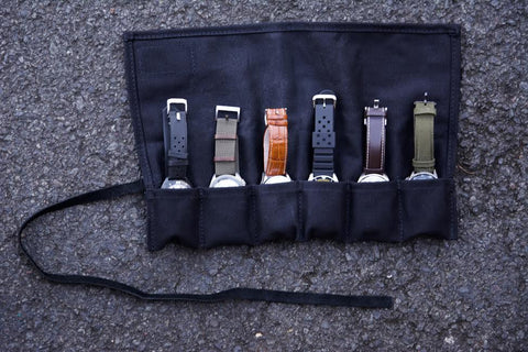 Watch / Knife Roll Bag
