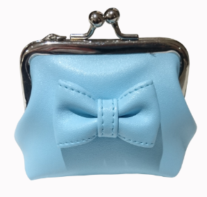 Sienna coin Purse  Pink or Blue