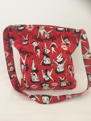 Betty Boop Totes - Wicked Rockabilly & Gifts - 1