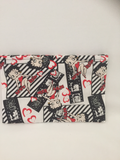 Betty Boop Make Up Pouch - Wicked Rockabilly & Gifts - 4
