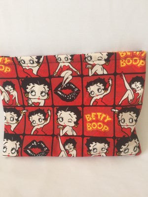 Betty Boop Make Up Pouch - Wicked Rockabilly & Gifts - 2