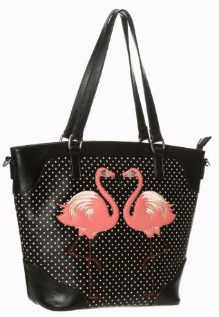Candy Sugar  Skull Barrel Bag