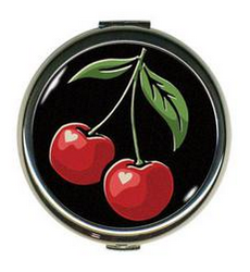 Compact Mirrors Retro - Wicked Rockabilly & Gifts - 3