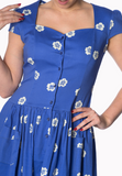 Tuity Fruity Sleeves Dress