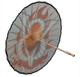 Ford V8 Parasol - Wicked Rockabilly & Gifts - 2