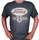 Ford Genuine Parts V8 Mens T-Shirt